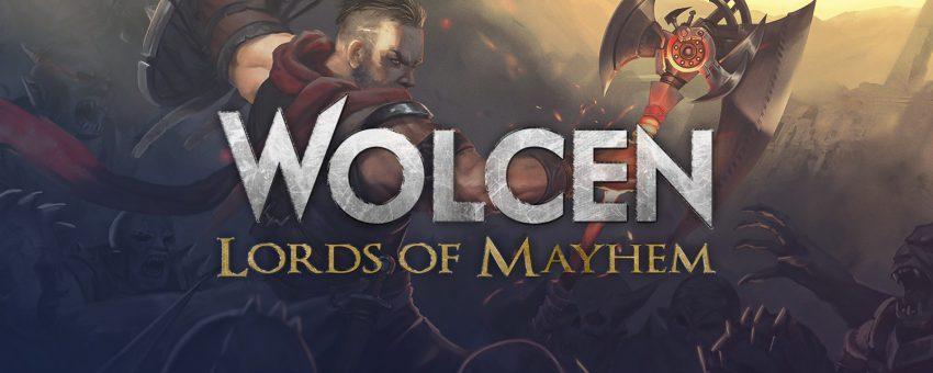 Wolcen : Lords of Mayhem