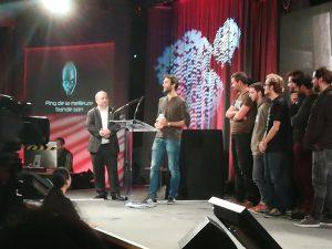 H-Pi au Ping Awards 2017