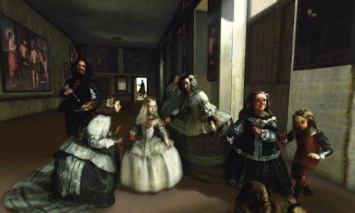 Les Ménines de Diego Velázquez