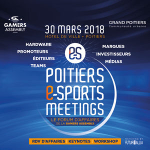 Poitiers E-Sports Meetings