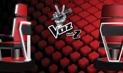 La Voz Volume 2