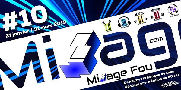 Mixage Fou 2019